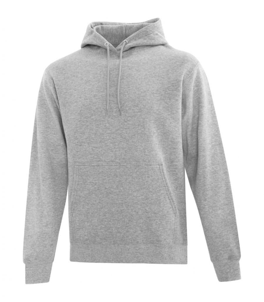 WTSMATCF2500 - Athletic Heather - Hooded Sweatshirt For Men - WorkwearToronto.com - Men's Hoodies Sweatshirts