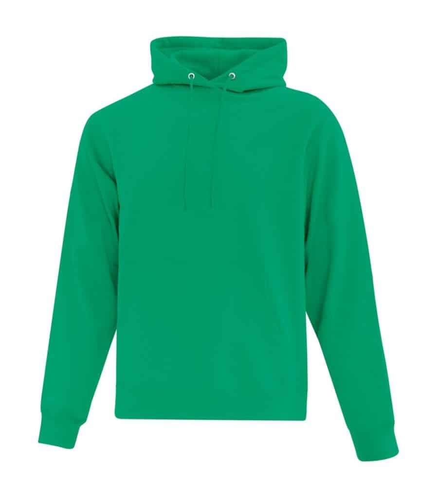 WTSMATCF2500 - Kelly - Hooded Sweatshirt For Men - WorkwearToronto.com - Men's Hoodies Sweatshirts