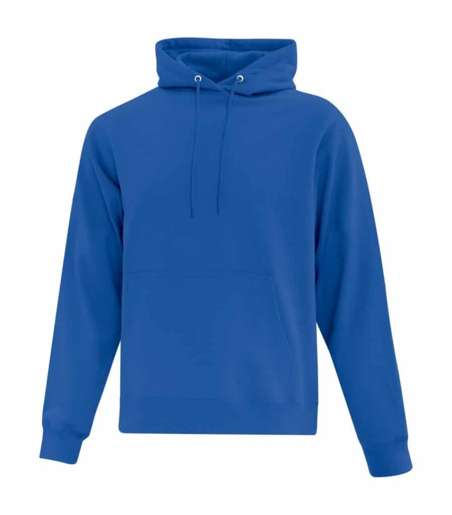 WTSMATCF2500 - Royal - Hooded Sweatshirt For Men - WorkwearToronto.com - Men's Hoodies Sweatshirts