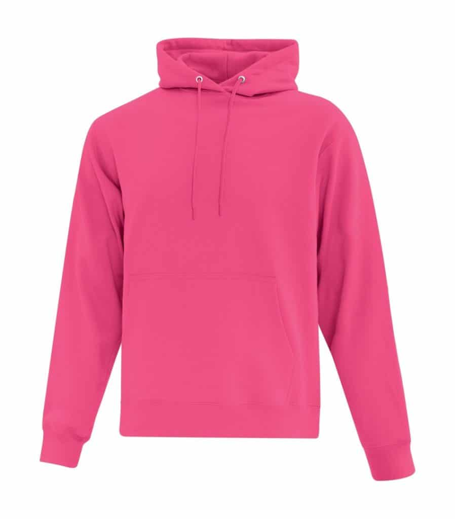 WTSMATCF2500 - Sangria - Hooded Sweatshirt For Men - WorkwearToronto.com - Men's Hoodies Sweatshirts