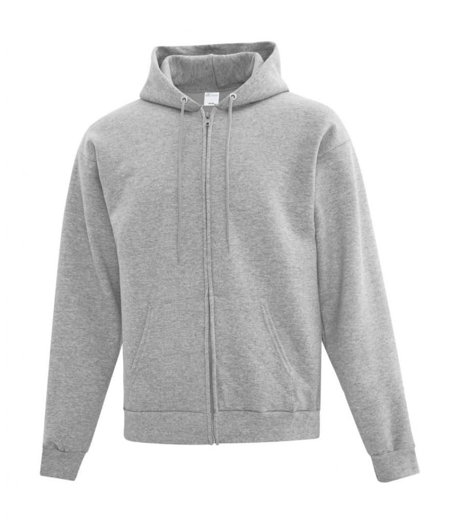 WTSMATCF2600 - Athletic Heather - Hooded Sweatshirt - WorkwearToronto.com - Men's Hoodies - Custom Logo