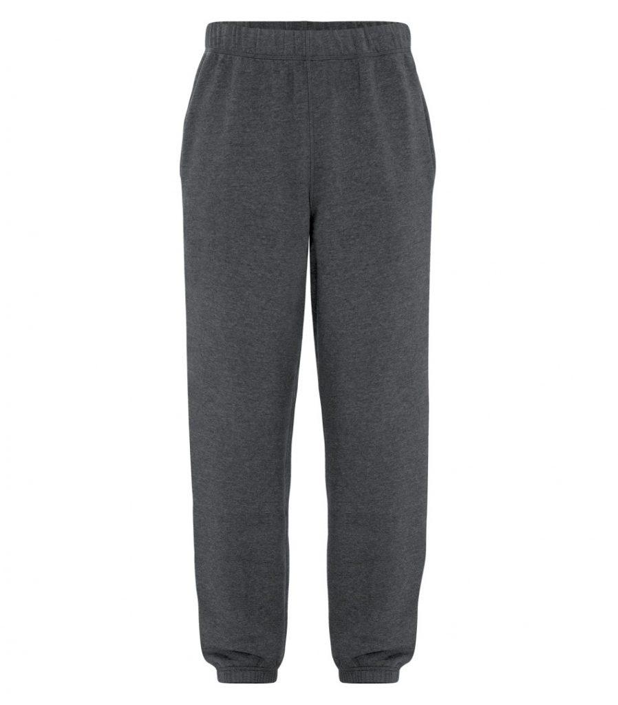 WTSMATCF2800 - Dark Heather Grey - WorkwearToronto.com - Men's Everyday fleece sweatpants - Print vinyl heat press