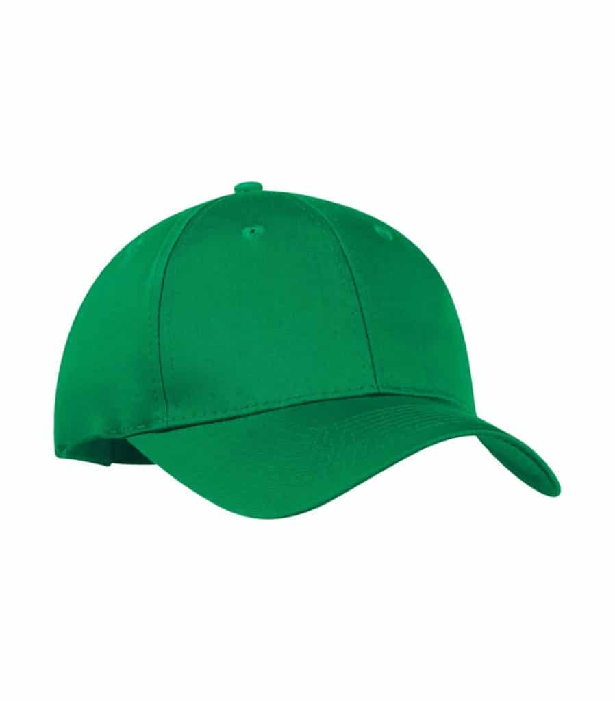 WTSMC130 - Kelly Green - WorkwearToronto.com - Baseball Hat - Headwear - Custom Embroidery Decoration