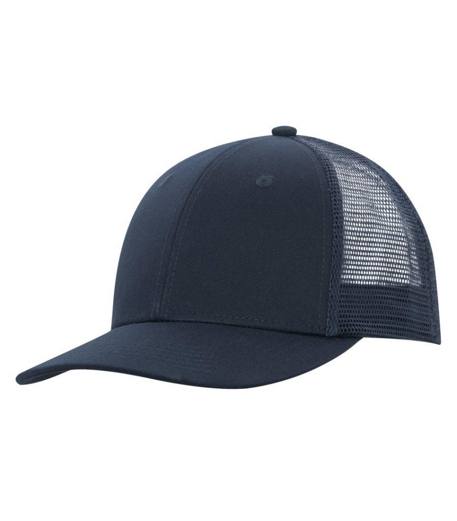 WTSMC1318 - Navy - Navy - WorkwearToronto.com - Headwear - Baseball Hats - Custom Decoration Embroidery