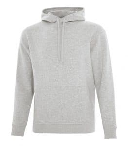 WTSMF2016 - Athletic Grey - WorkwearToronto.com - Men's Hoodies & Sweatshirts