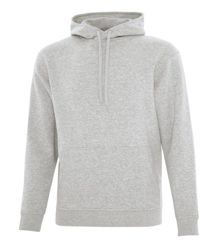 WTSMF2016 - Athletic Grey - WorkwearToronto.com - Men's Hoodies & Sweatshirts - Core Hooded Sweatshirt