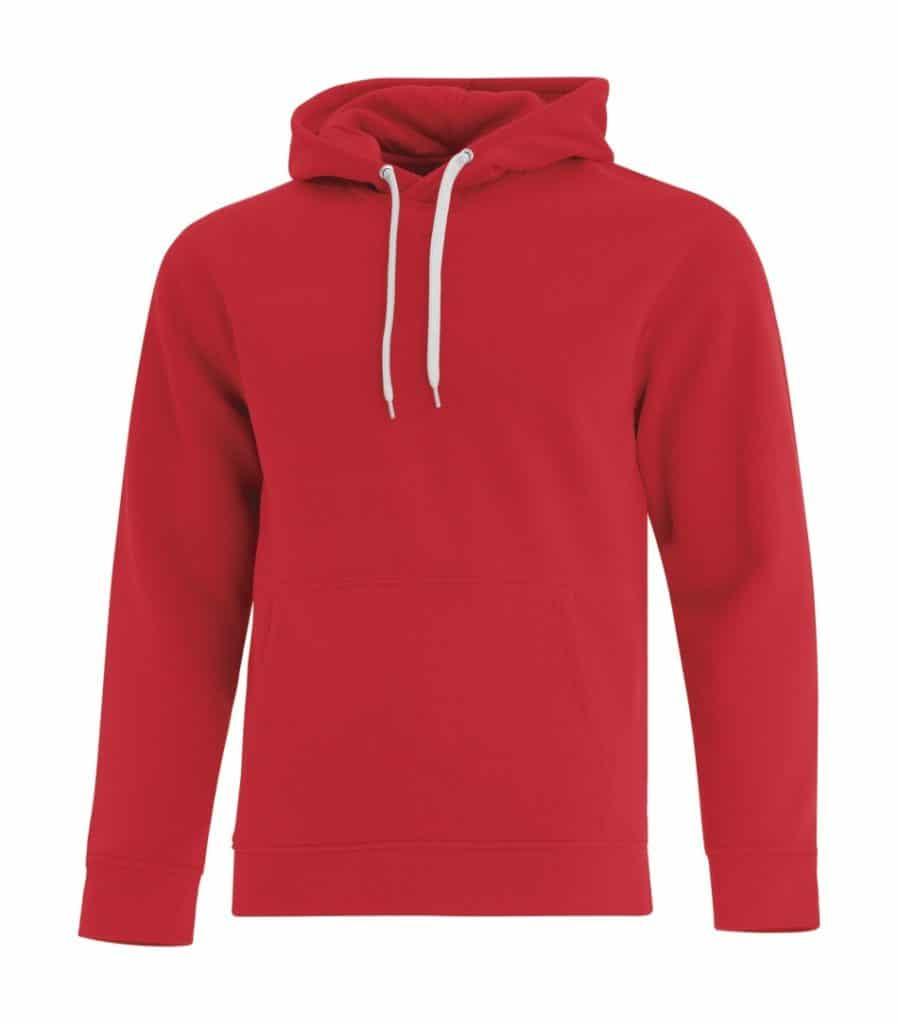 WTSMF2016 - True Red - WorkwearToronto.com - Men's Hoodies & Sweatshirts