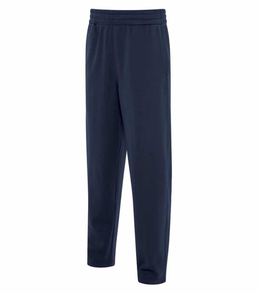 WTSMF2057 - True Navy - WorkwearToronto.com - Game Day Fleece Pants - Custom Clothing near me