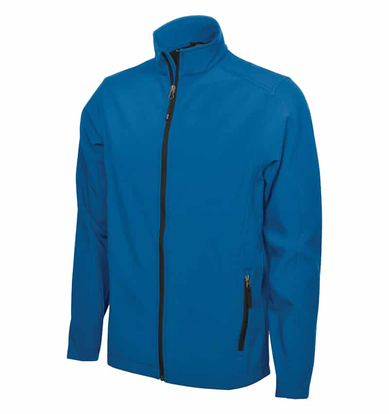 Coal Harbour Soft Shell Jacket - Workwear Toronto - Custom Image Clothes - Promotional Products - Heat Transfer - Screen Printing - Embroidery - Corporate Apparel in GTA - Imperial Blue
