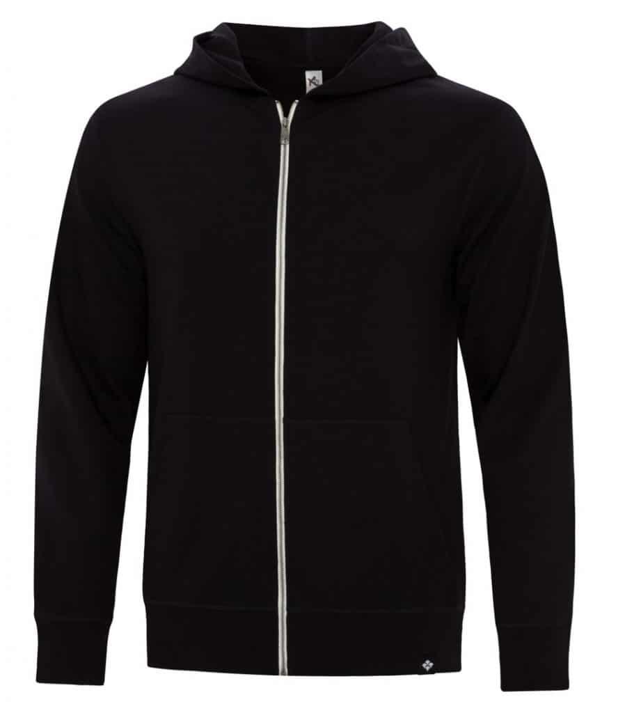 WTSMKOI2049 - Onyx - WorkwearToronto.com - Men's hoodies - Custom Logo