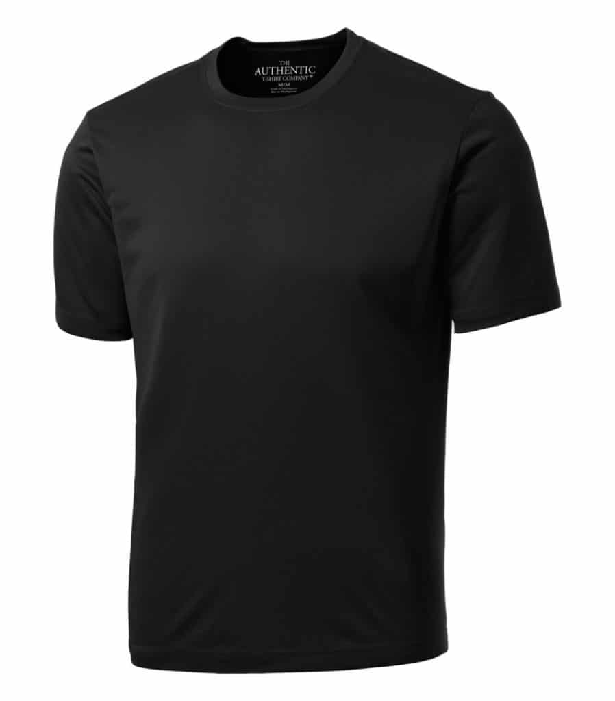 WTSMS350 - Black - WorkwearToronto.com - T-shirts with Your Custom Logo