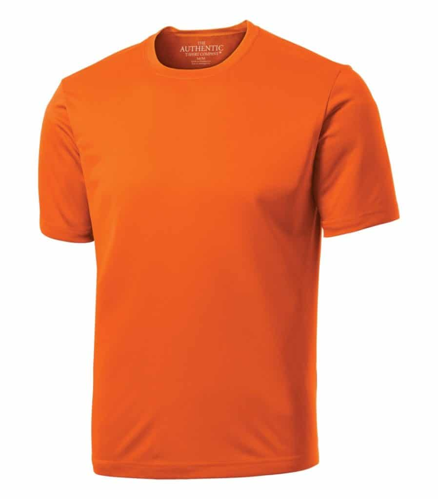 WTSMS350 - Deep Orange - WorkwearToronto.com - T-shirts with Your Custom Logo