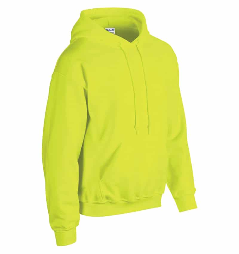 Custom Sweatshirt Hoodie with Your Logo - WTSN1850 Green - Promotional Products - Heat Transfer - Screen Printing - Embroidery