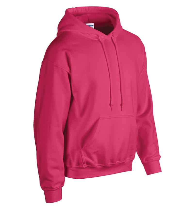 Custom Sweatshirt Hoodie with Your Logo - WTSN1850 Heliconia - Promotional Products - Heat Transfer - Screen Printing - Embroidery
