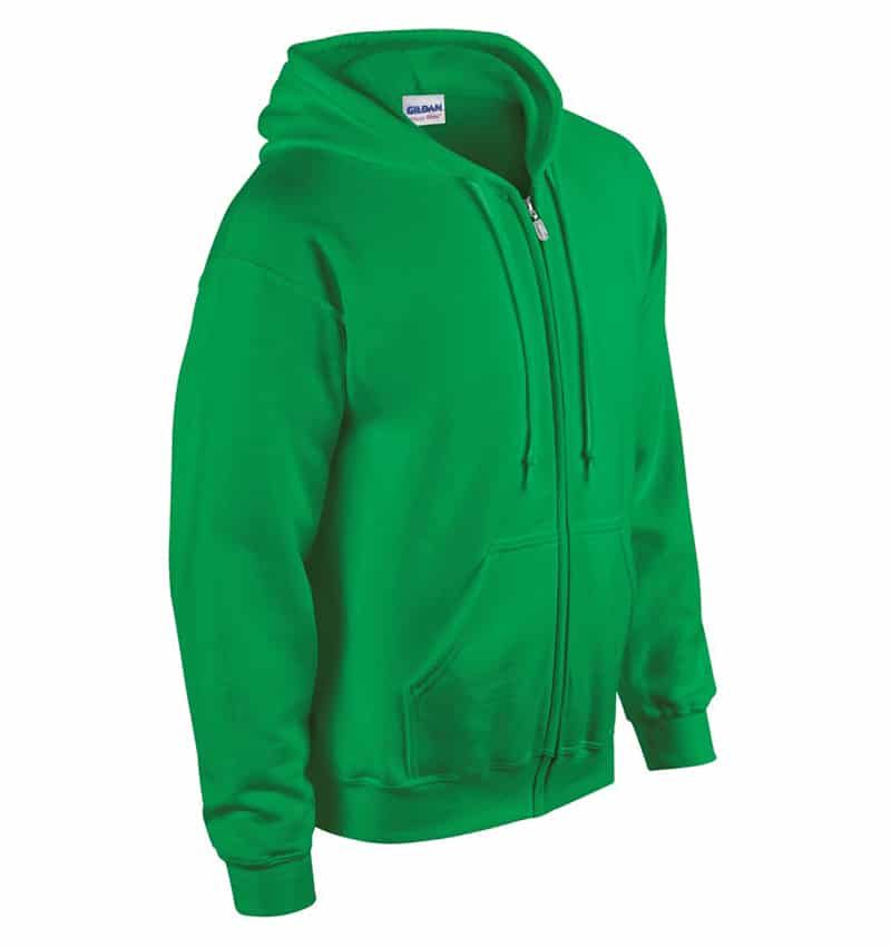 Custom Sweatshirt hoodies with your logo - Promotional Products - Workwear Toronto - Heat Transfer - Screen Printing - Embroidery - WTSN1860 Irish Green