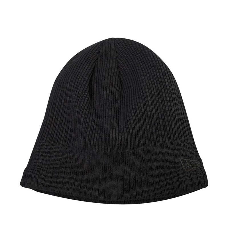 Lined Skull Beanie - Workwear Toronto - Custom Clothing - Toques - Corporate Apparel - WTSN900 - Heat Press - Screen Printing - Embroidery - Black