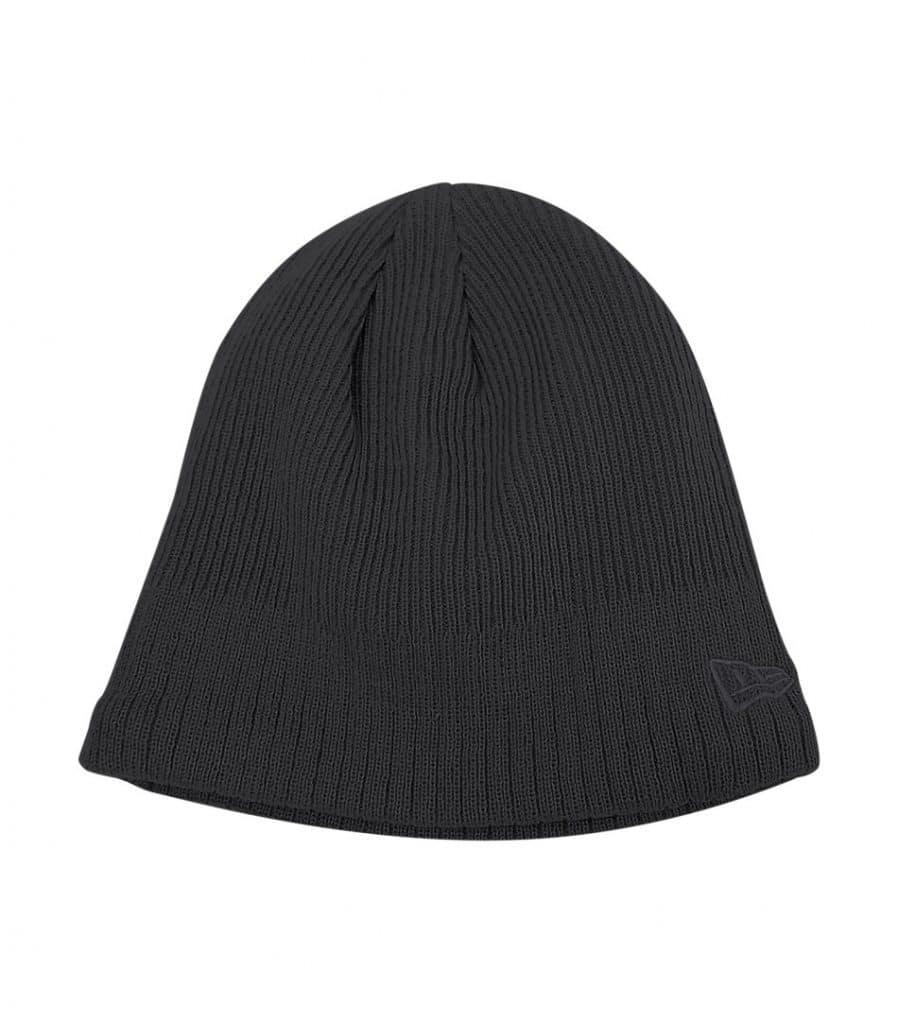 Lined Skull Beanie - Workwear Toronto - Custom Clothing - Toques - Custom Logo Toques - Corporate Apparel - WTSN900 - Heat Press - Screen Printing - Embroidery - Slate Grey