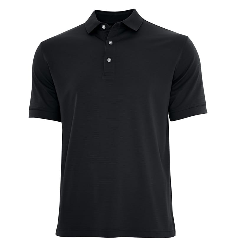 Custom Polo Shirts/T-Shirts With Your Logo - Heat Transfer - Screen printing & Embroidery - Workwear Toronto - WTSNCGM441 Black