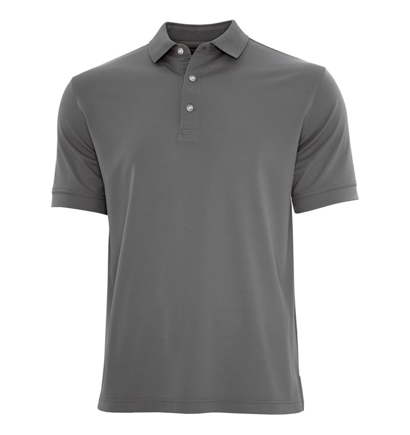 Custom Polo Shirts/T-Shirts With Your Logo - Heat Transfer - Screen printing & Embroidery - Workwear Toronto - WTSNCGM441 Smoked Pearl