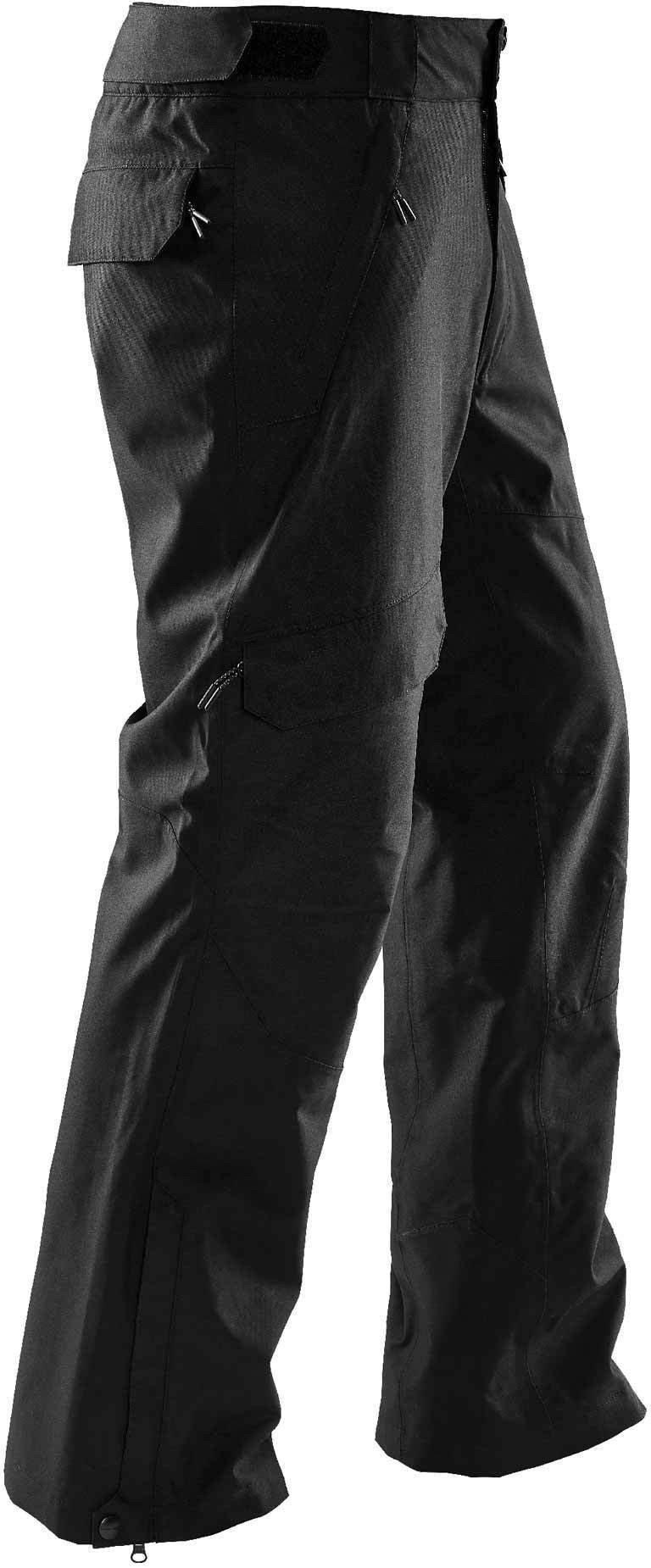 WTSTEP-3 - Black - WorkwearToronto.com - Men's Technical Pants With Custom Decoration - Custom Clothing in GTA