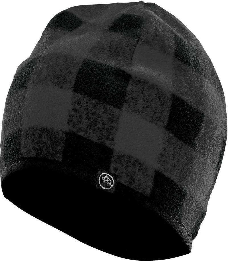 WTSTFLE-1 - Grey - WorkwearToronto.com - Custom Toques & Beanies With Custom Logo - Embroidery Cost