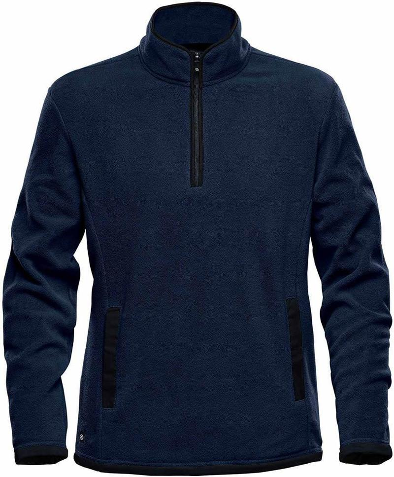 WTSTFPL-1 - Navy - WorkwearToronto.com - Shasta Tech Fleece Jacket for Men