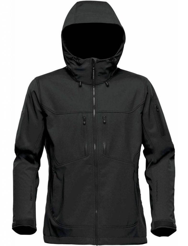 WTSTHR-1W Black - WorkwearToronto.com - Softshell Jackets for women