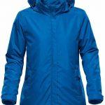 WTSTKXR-2W - AzureBlue - WorkwearToronto.com - 3-in-1 Jackets for Women