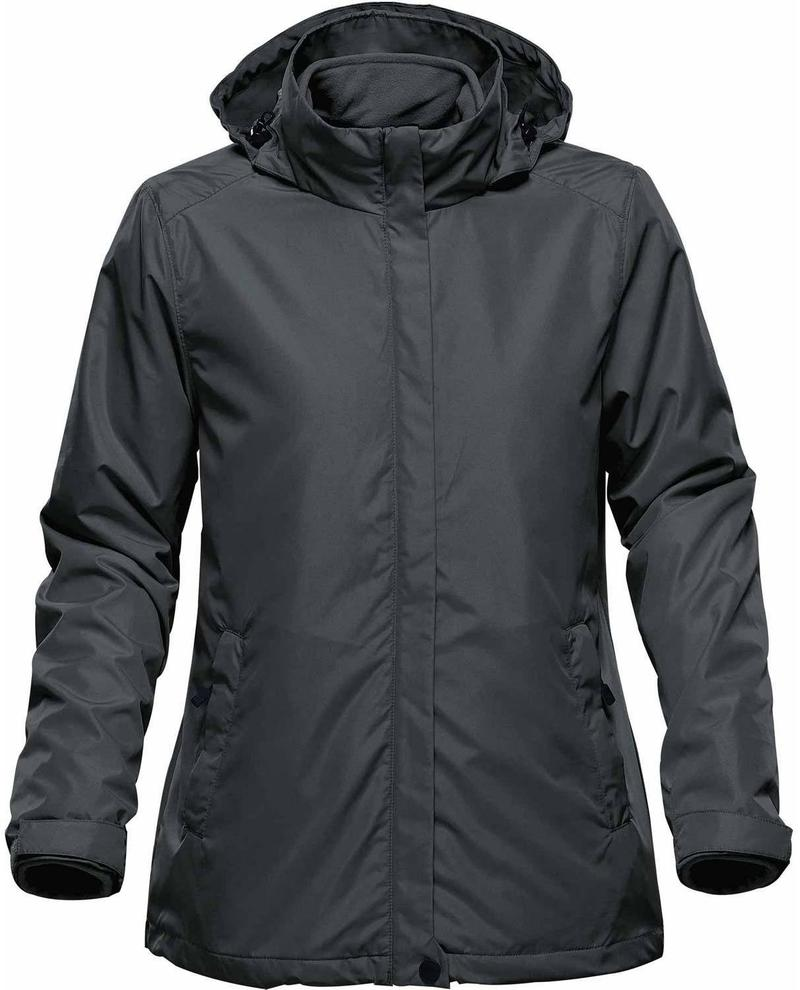 WTSTKXR-2W - Dolphin - WorkwearToronto.com - 3-in-1 Jackets for Women