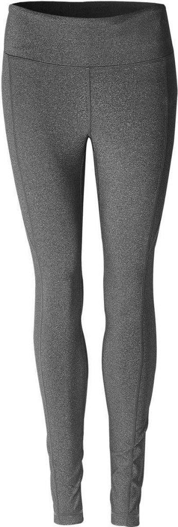 WTSTLCL-1W - Graphite Heather - WorkwearToronto.com - Women's Pacifica Leggings with Custom Logo - Custom Clothing in GTA
