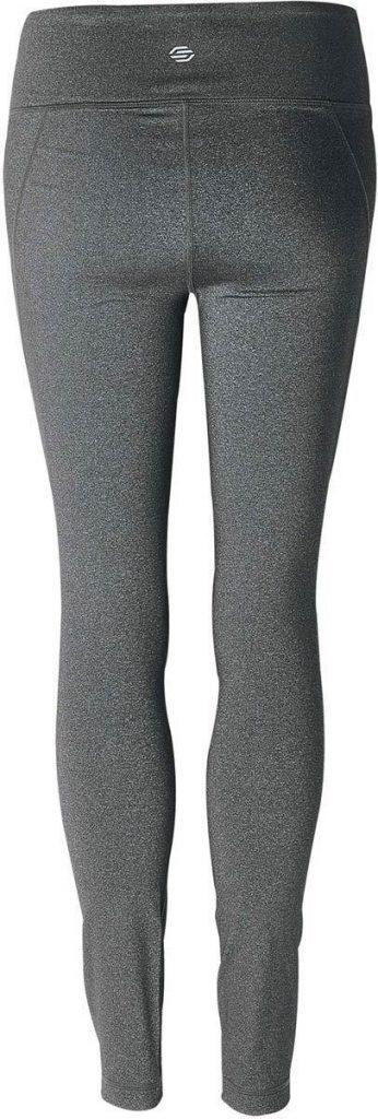 WTSTLCL-1W - Graphite Heather - WorkwearToronto.com - Pants for Women with Custom Logo - Back