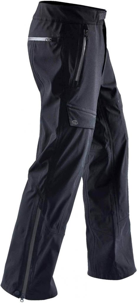 WTSTRXP-1 - Black - WorkwearToronto.com - Men's Synthesis Pants With Optional Custom Logo