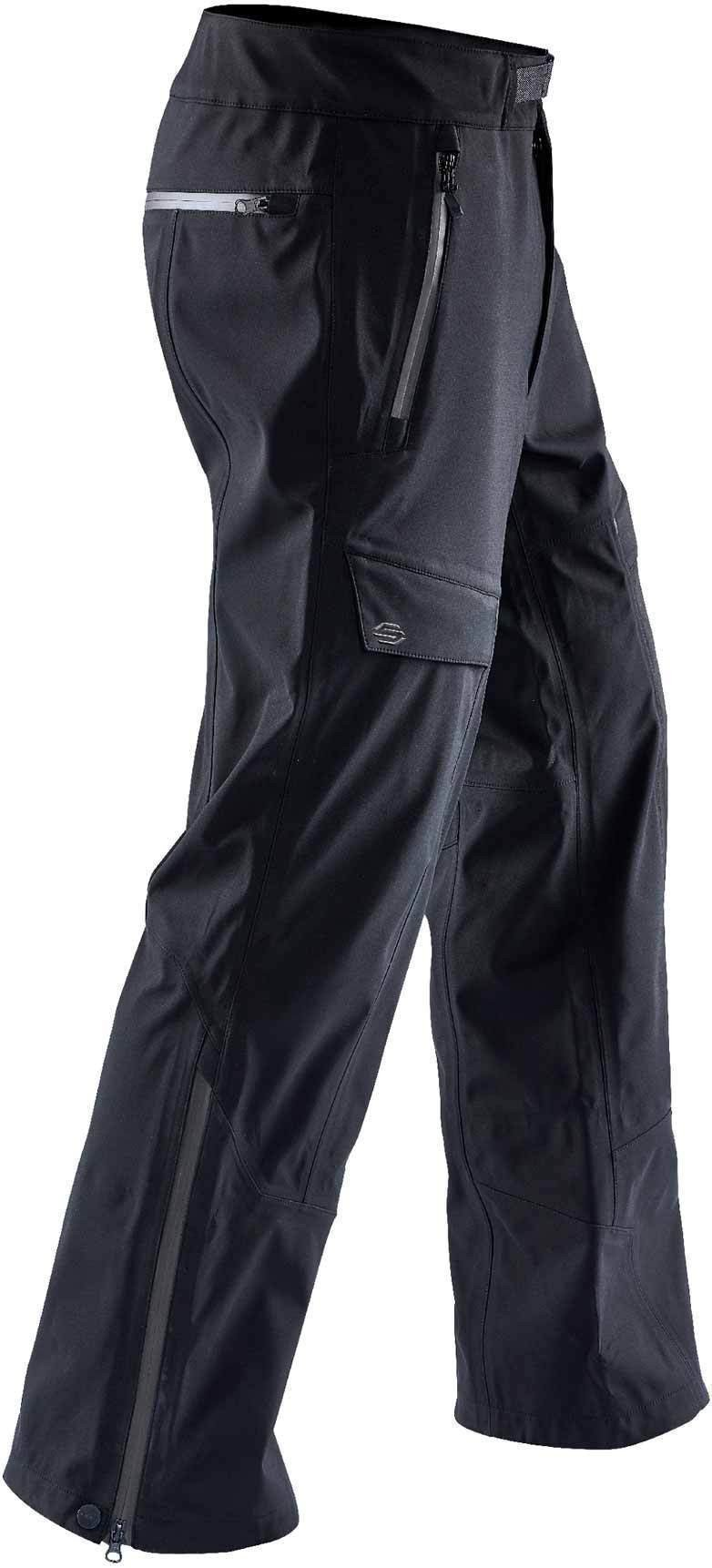WTSTRXP-1 - Black - WorkwearToronto.com - Men's Synthesis Pants With Optional Custom Logo - Custom Clothing in GTA