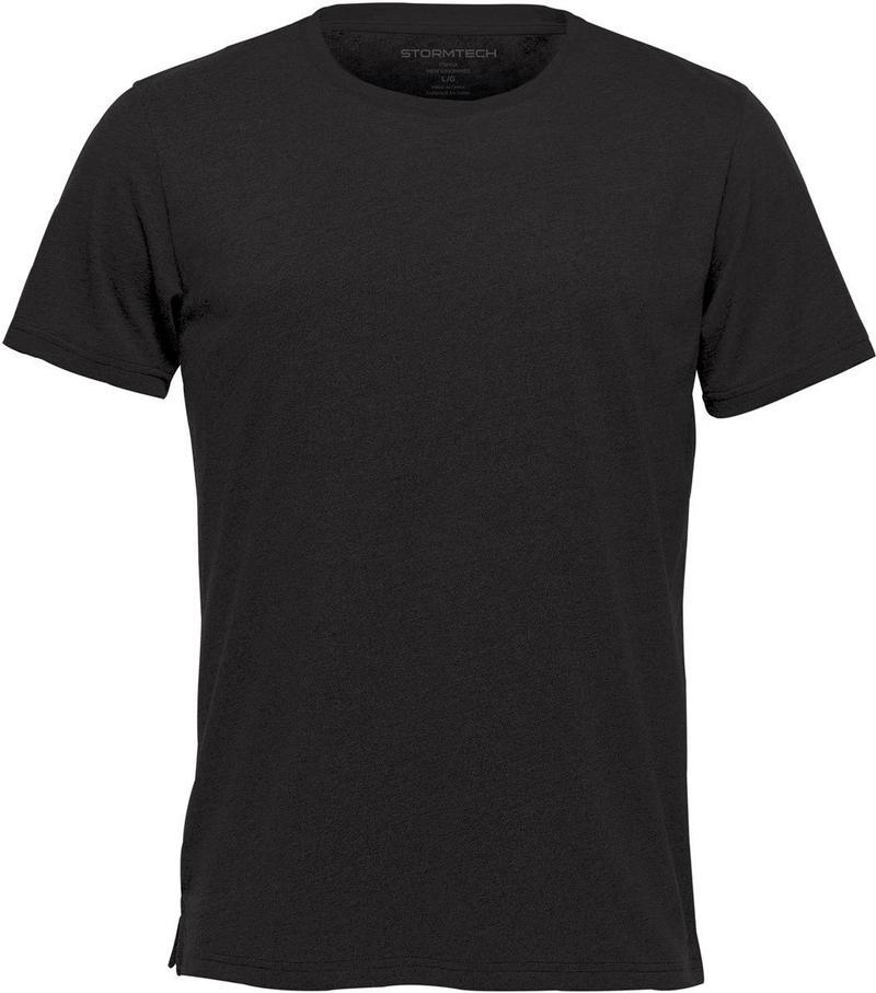 WTSTTG-1 - Black - WorkwearToronto.com - Men's T-Shirts