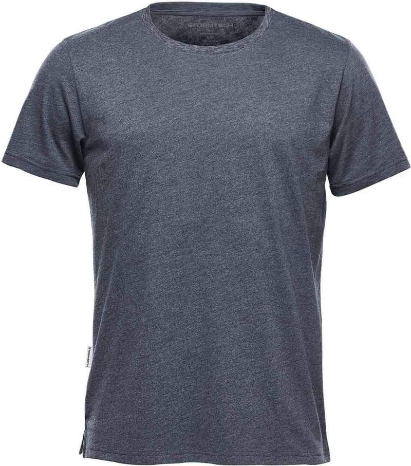 WTSTTG-1 - Denim Heather - WorkwearToronto.com - Men's T-Shirts