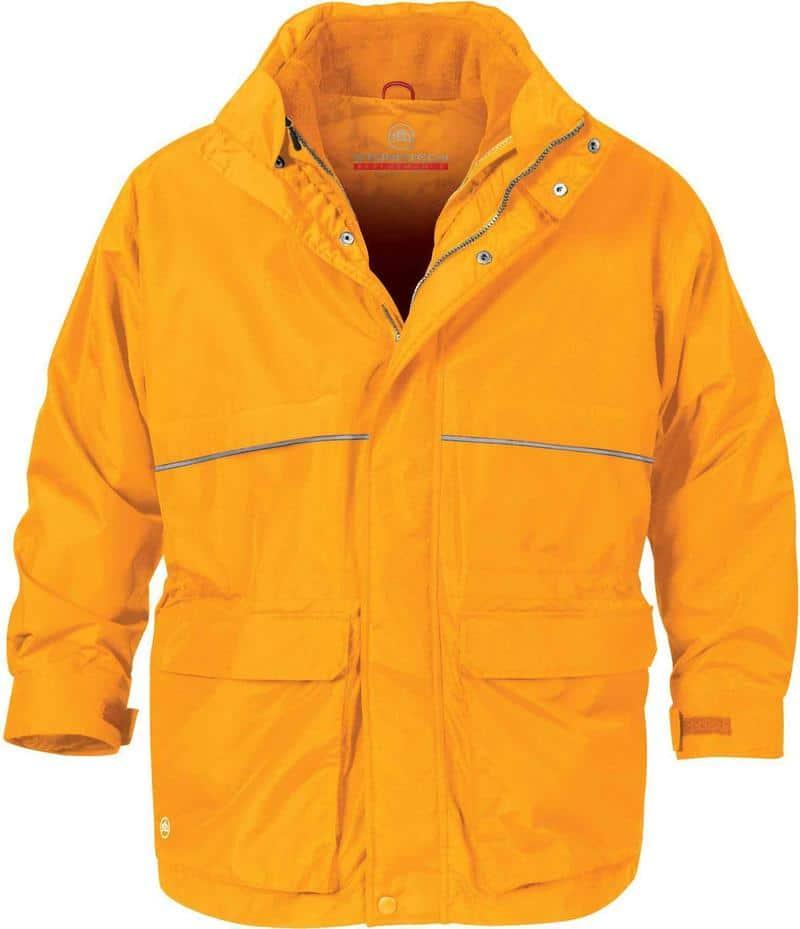 WTSTTPX-2 - Cyber Yellow - WorkwearToronto.com - Men's 3-in-1 System Jackets