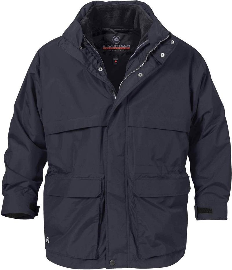 WTSTTPX-2 - Navy - WorkwearToronto.com - Men's 3-in-1 System Jackets
