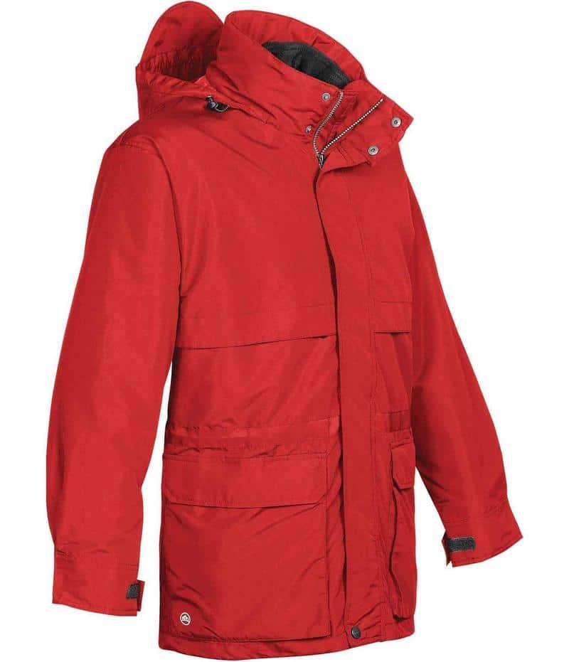 WTSTTPX-2 - Stadium Red - WorkwearToronto.com - Men's 3-in-1 system Jackets