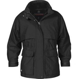 WTSTTPX-2W - Black - WorkwearToronto.com - Women's 3-in-1 system jacket