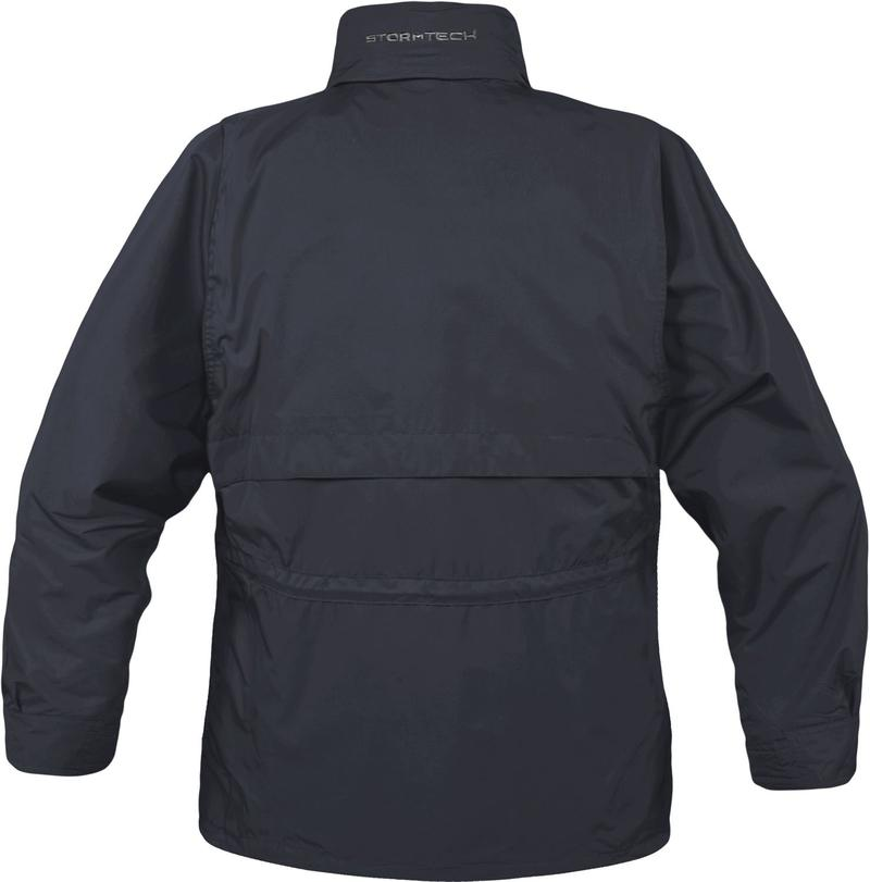WTSTTPX-2W - Navy - WorkwearToronto.com - Women's 3-in-1 System jacket - Back