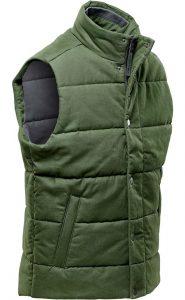 WTSTWXV-1 - Earth Green - WorkwearToronto.com - Men's Hamilton HD Thermal Vest