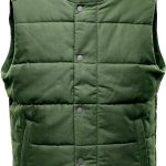 WTSTWXV-1 - Earth Green - WorkwearToronto.com - Men's Hamilton HD Thermal Vest - Front