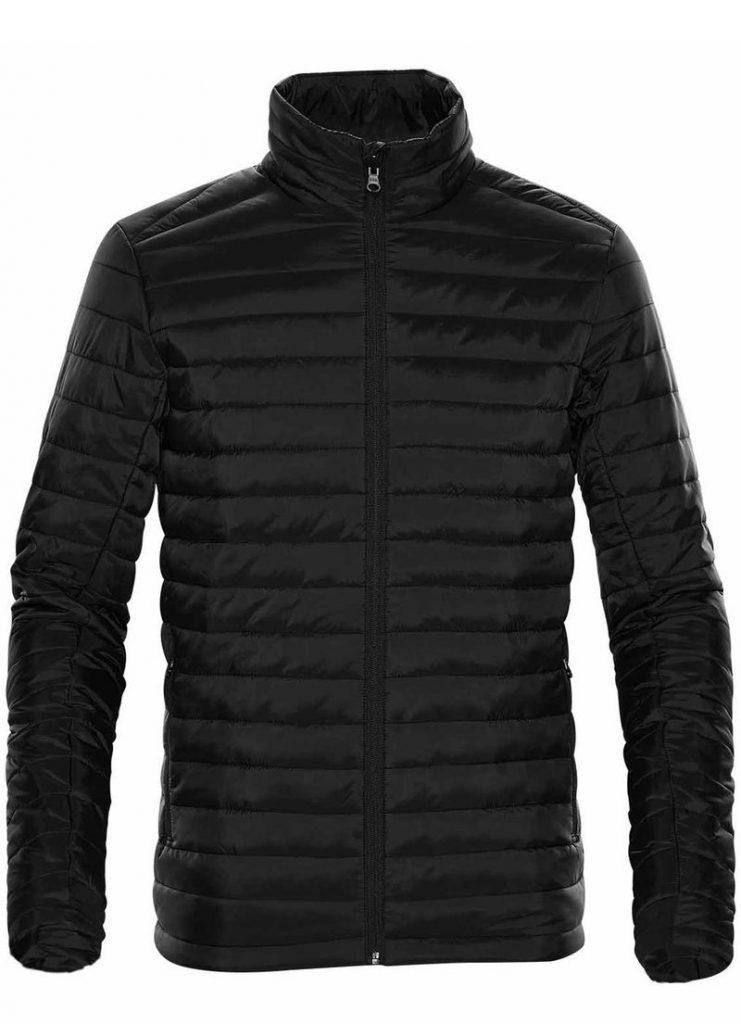 WTSTXB-4 Black-Bright Red - WorkwearToronto.com - Men's Matrix System Jacket - Liner