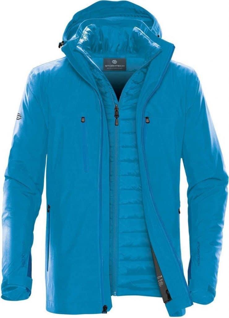 WTSTXB-4 Electric Blue - WorkwearToronto.com - Men's Matrix System jacket