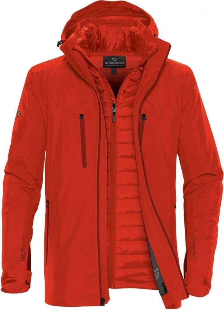 WTSTXB-4 Fire Orange - WorkwearToronto.com - Men's Matrix System jacket