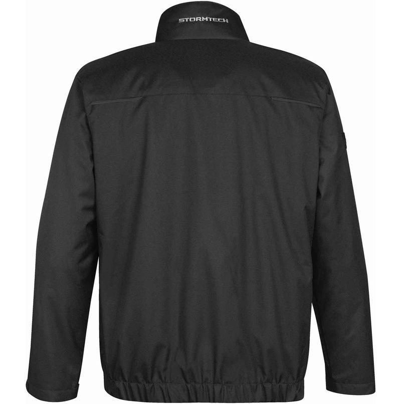 WTSTXLT-4 - Black - WorkwearToronto.com - Men's Polar HD 3-in-1 Jackets - Back