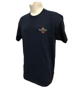 Custom Shirts - Polos - T-Shirts - Wakanda - Tshirt - Navy - WorkWearToronto.com - Workwear Toronto - Your Logo - Heat Transfer - Embroidery