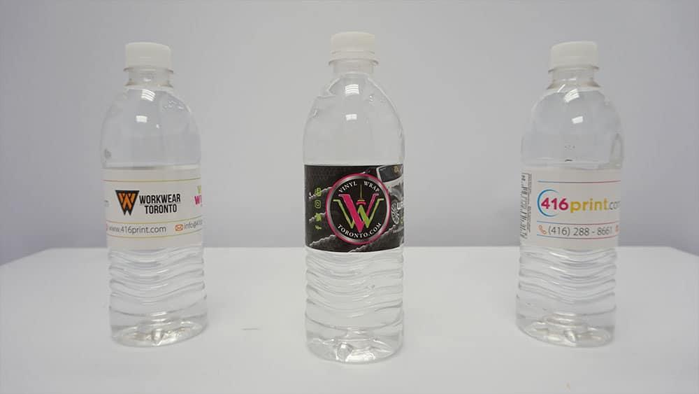 Water Bottles - WorkwearToronto.com - Winter Survival Kit - Custom Labels