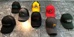 Branded Caps with your logo - Workwear Toronto - Promotional Products