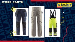 Workwear Toronto Work Pants - Trousers - With Your Logo - Workweartoronto.com - Corporate Apparel